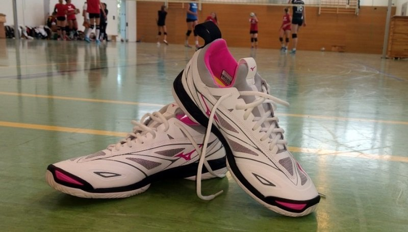 Volleyballschuhtest:  Mizuno Wave Mirage 2.1.