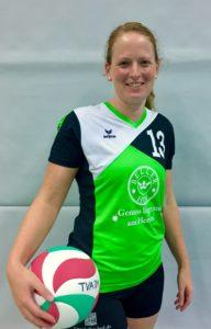 Das Foto zeigt Testerin Julia vom TVA Hürth.