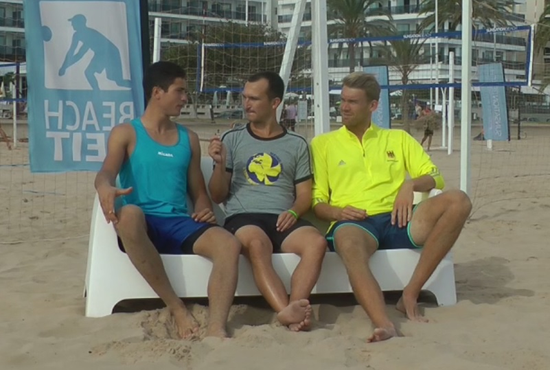 Interview mit dem Profibeachteam Walkenhorst / Winter