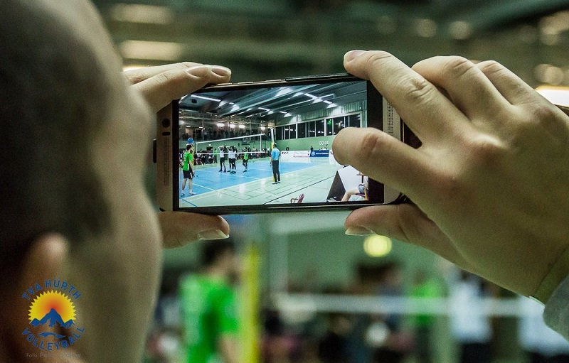 VolleyballFREAK YouSport App-Test