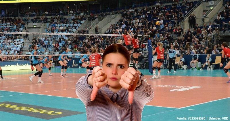 8 Gründe Volleyball nicht zu mögen!