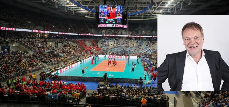 """""""Eine Aufstockung der Liga klingt spannend."""" – Klaus-Peter Jung, Geschäftsführer der Volleyball-Bundesliga, im Interview"""