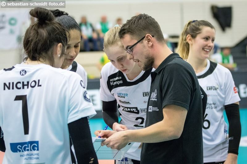 """VolleyballFREAK-Serie """"Die jungen Wilden"""": Die jüngsten A-Trainer. Teil 3: Norman Hüttner"""
