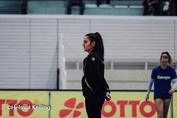 """VolleyballFREAK-Serie """"Die jungen Wilden"""": Die jüngsten A-Trainer. Teil 1: Verena Steinbacher"""