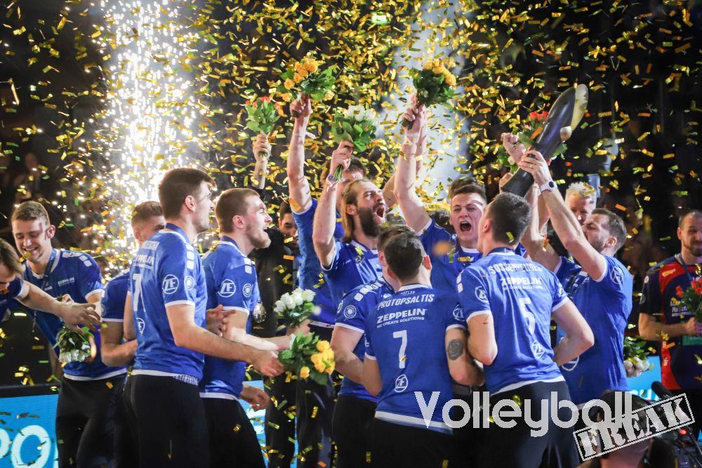 Fotos und Interviews zum DVV-Pokalfinale 2019