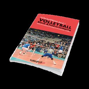 Volleyball E-Book Block und Felödverteidigung