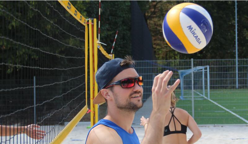Sonnenbrille für Beachvolleyball