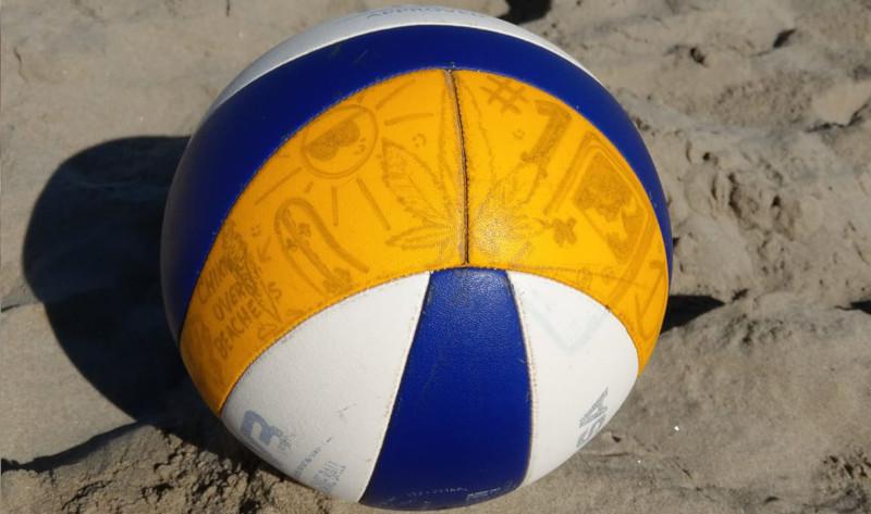 Ballkunst und Ballnamen – kreative Beacher veredeln ihre Beachbälle
