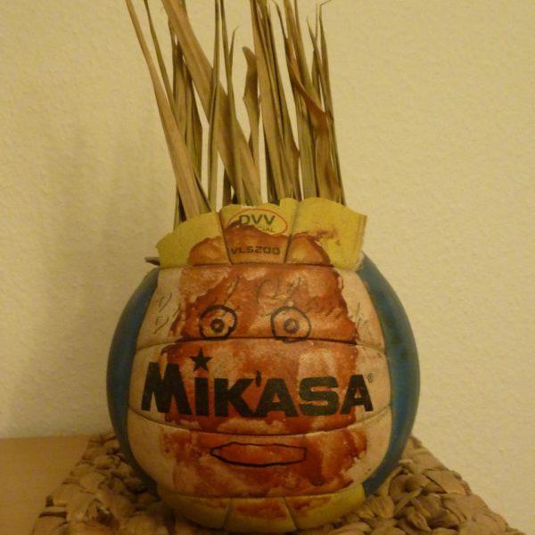 Hier hat ein Beach den Mikasa VLS 200 zum Mr. Wilson umgestaltet.