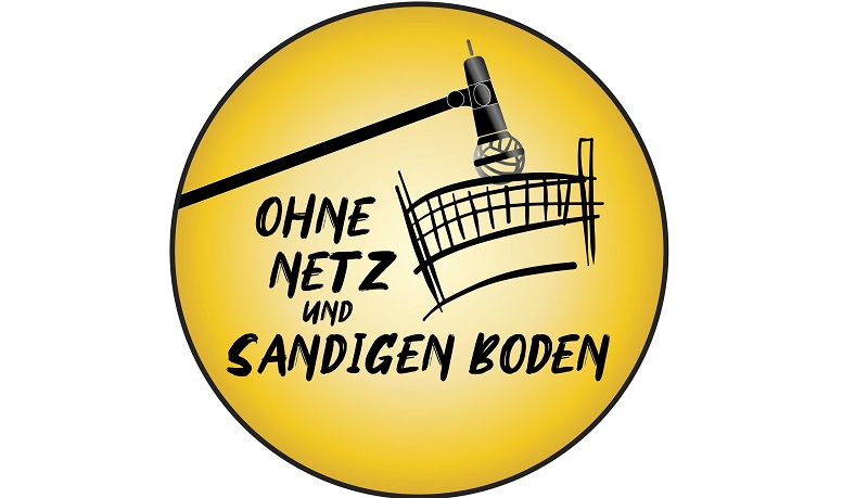 "VolleyballFREAK Rezension des Volleyball-Podcasts ""Ohne Netz und sandigen Boden"""