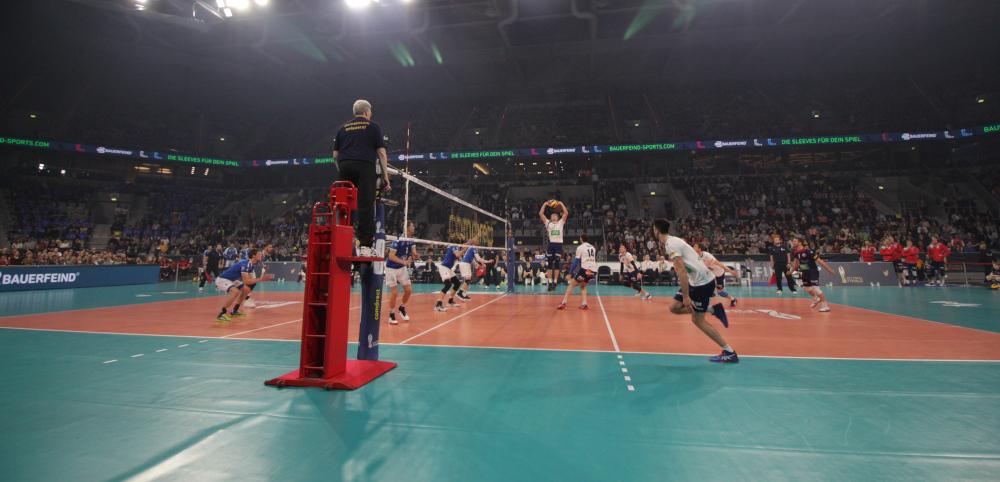 Volleyball Positionen