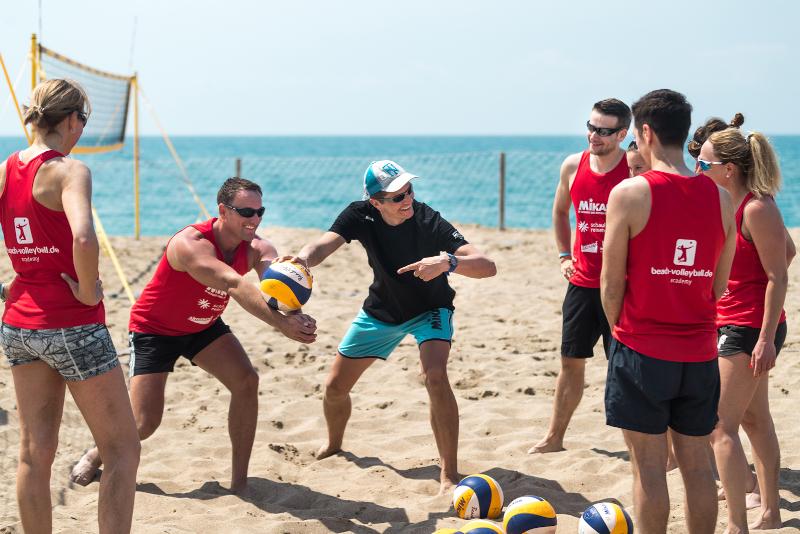 Sponsored Post: Warum du dieses Beach-Volleyball-Camp nicht verpassen solltest