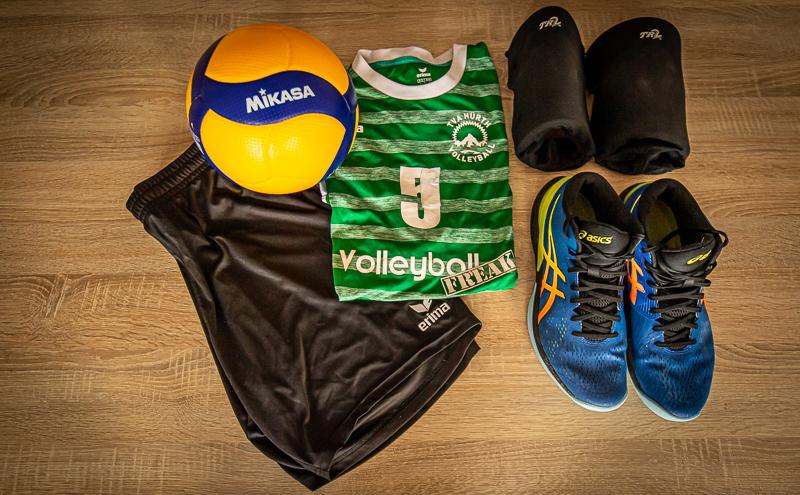 VolleyballFREAK-TIPP: 5 Dinge, die Volleyballer wirklich brauchen!