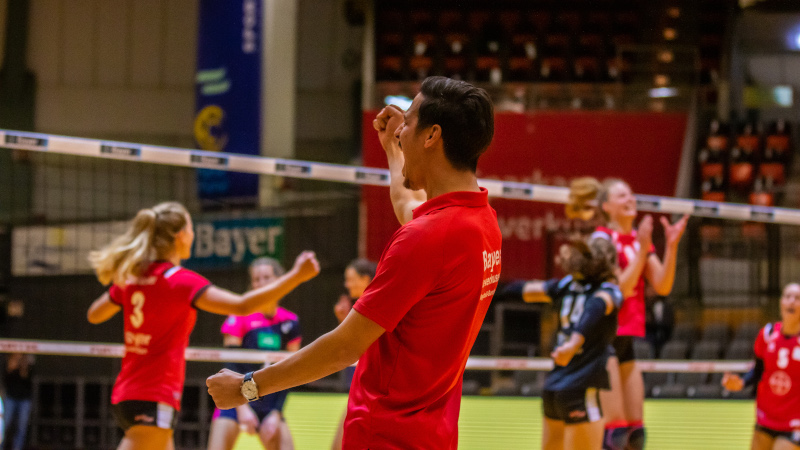 Volleyball-Familienduell 2.0: Vater vs. Sohn Teil 2 – Das Nachspiel