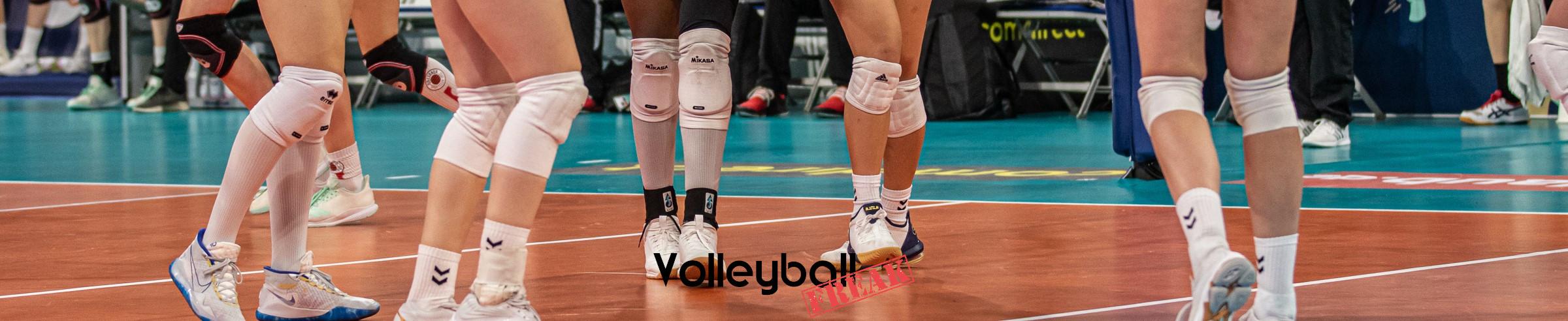 Volleyball Knieschoner