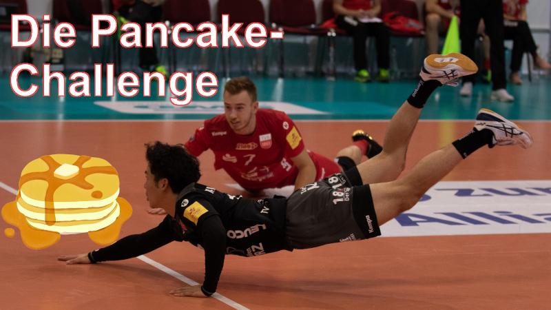Die Pancake-Challenge