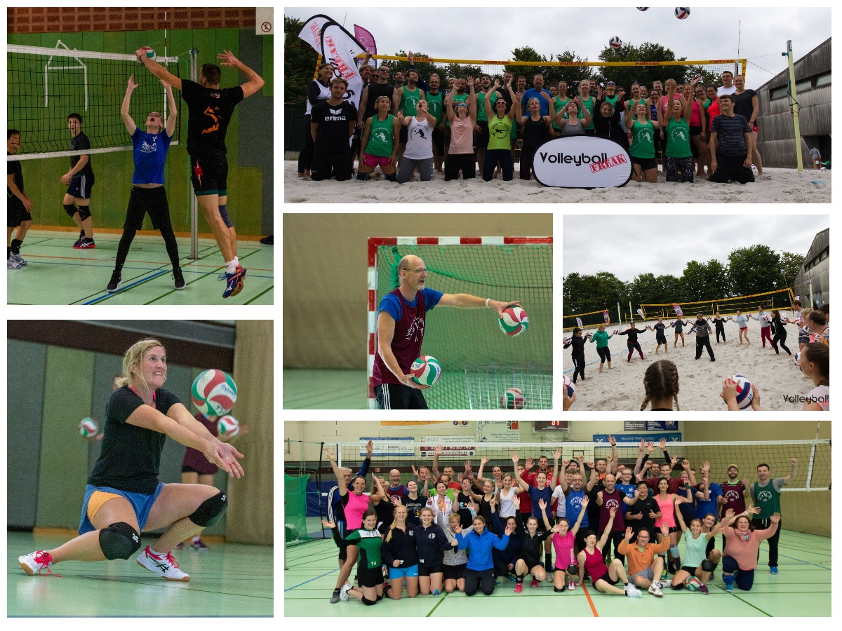 VolleyballFREAK Camps für Volleyball und Beachvolleyball