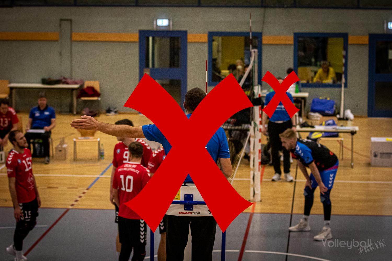 Volleyball spielen ohne Schiedsrichter? | Initiative #fairgewinnt