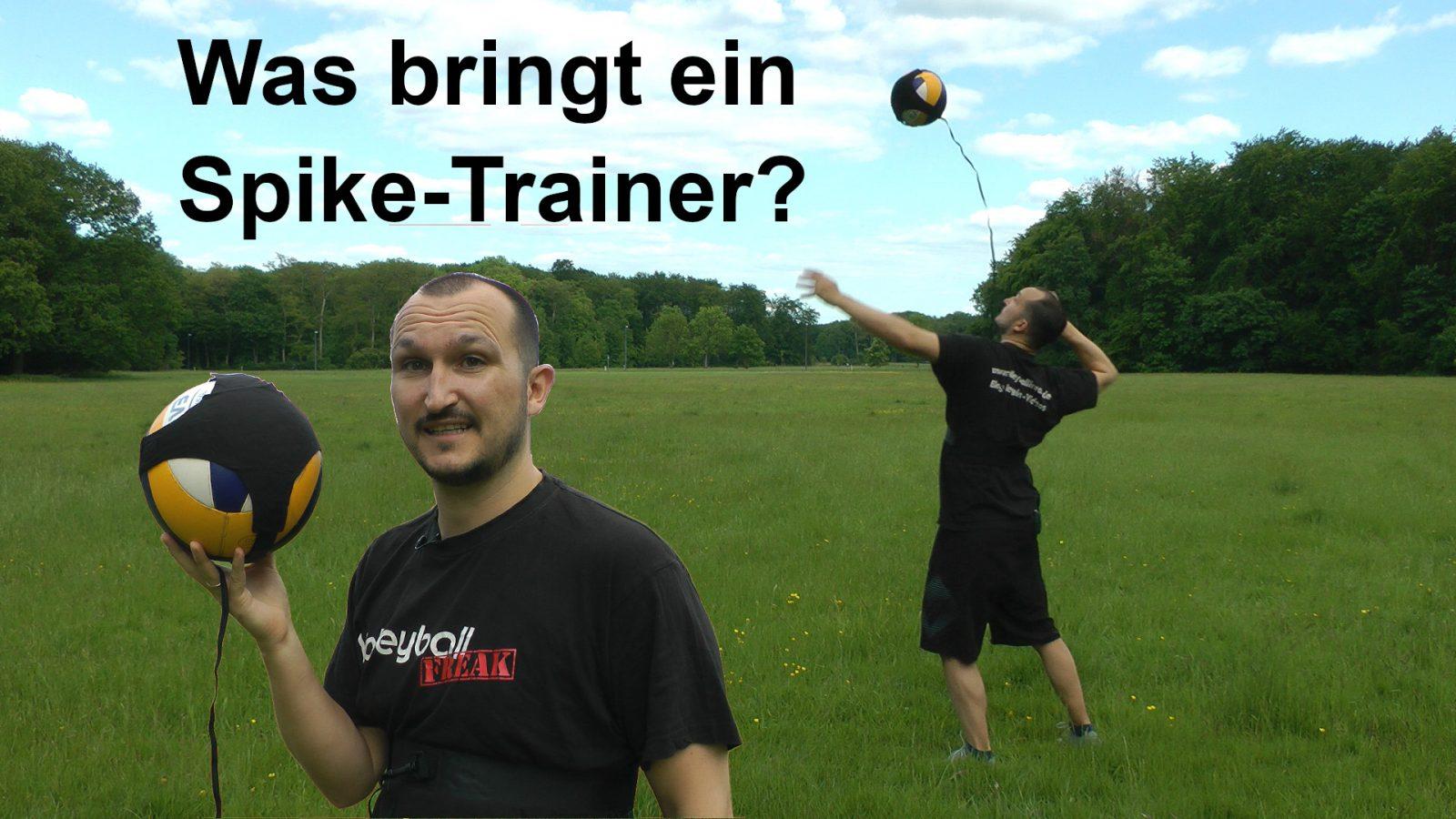 Was bringt ein Spike-Trainer?