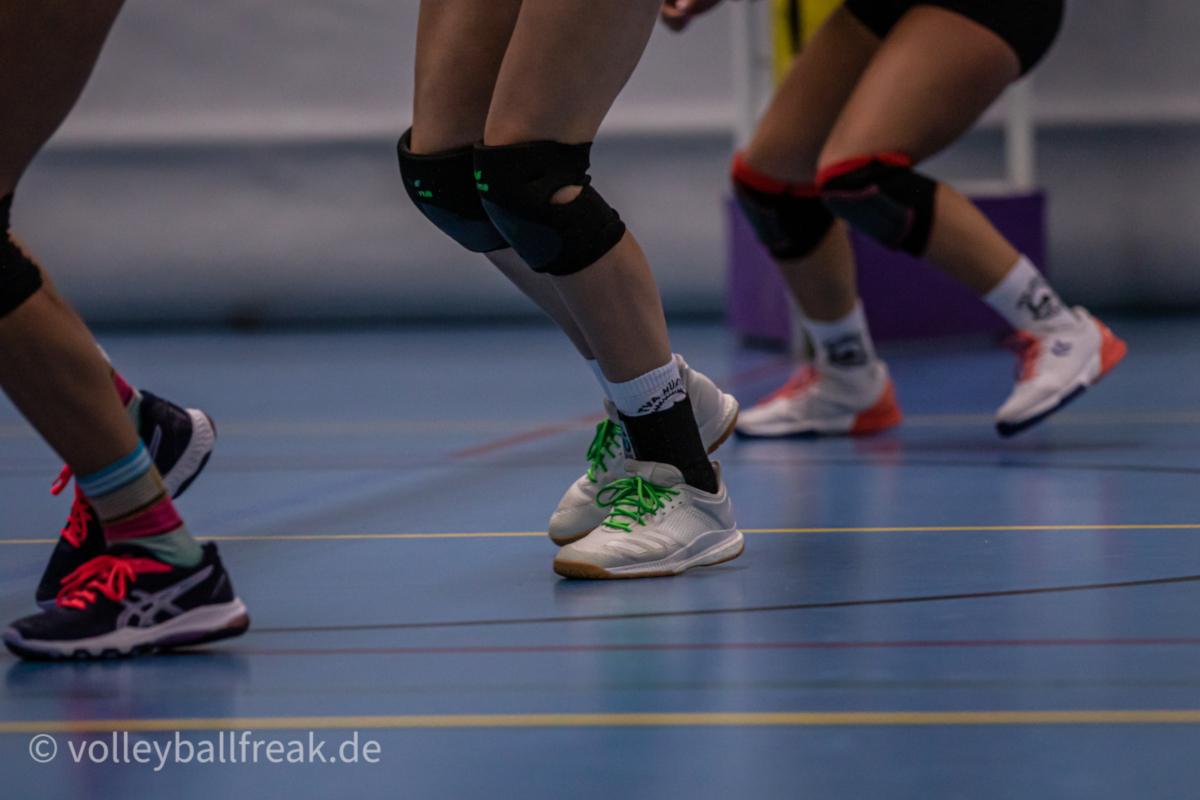 Chronische Knieschmerzen bei Volleyballern