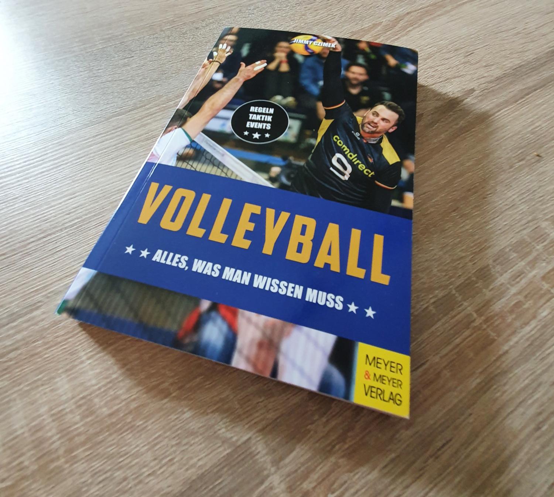 """VolleyballFREAK Rezension   Alles, was man wissen muss zum neuen Volleyballbuch """"Volleyball: Alles, was man wissen muss"""""""